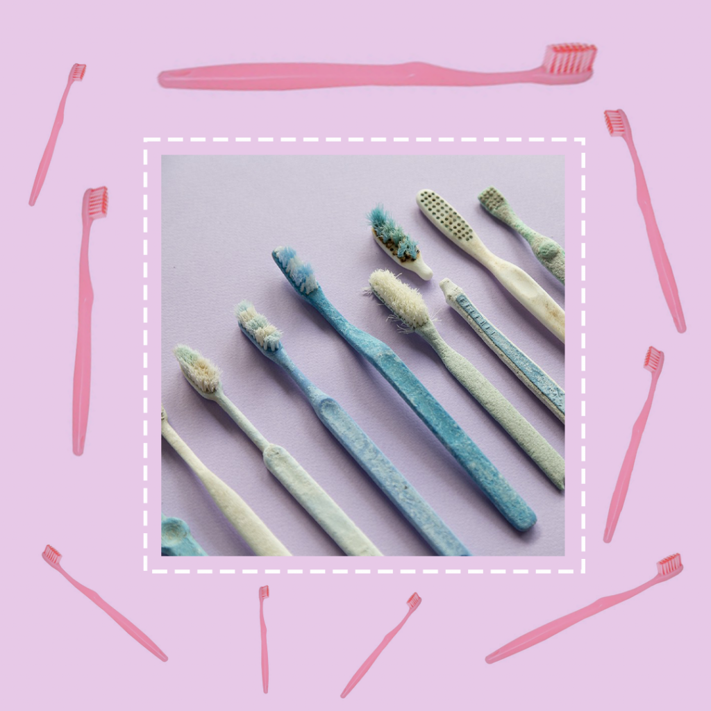 Why you should stop using plastic toothbrushes