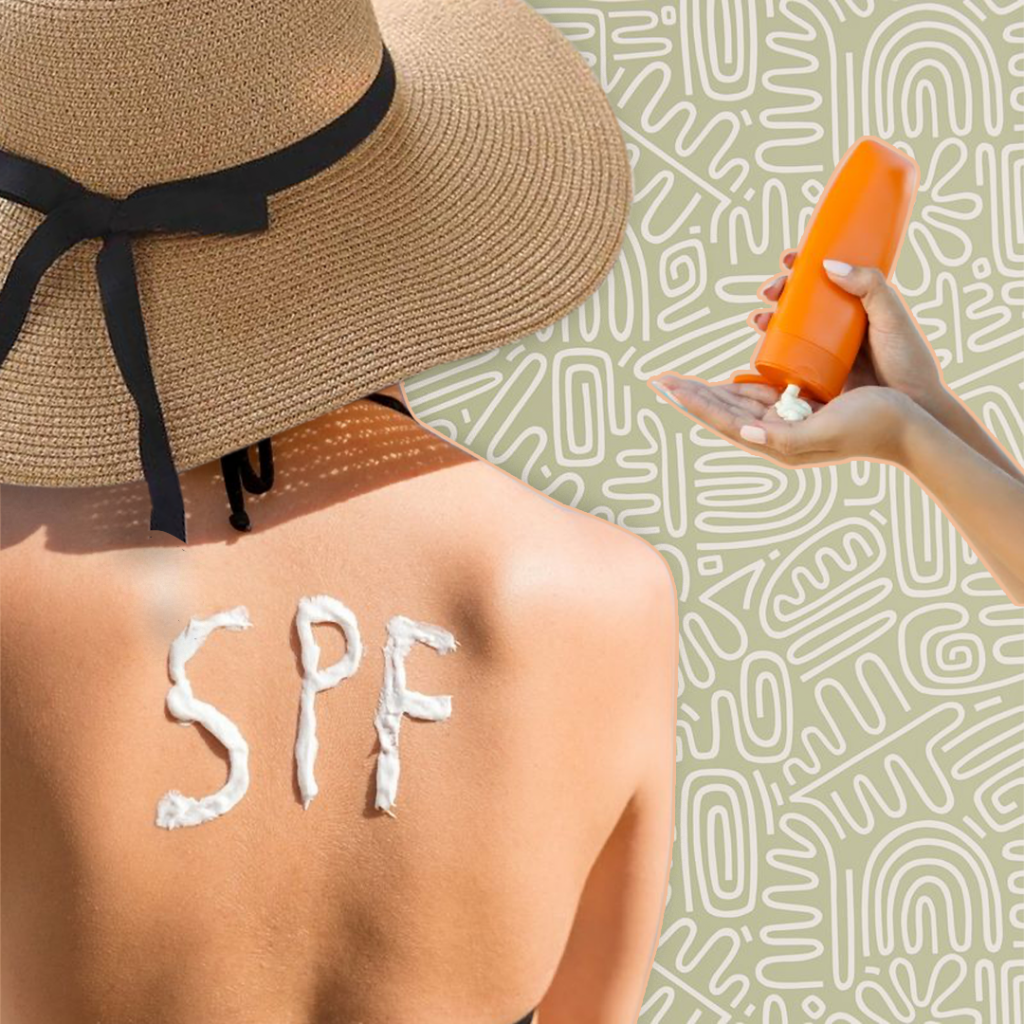 Choose a sunscreen with SPF 30+