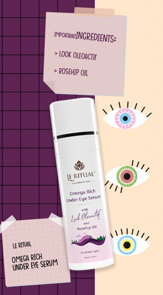 Under eye serum by Le Ritual on Woovly