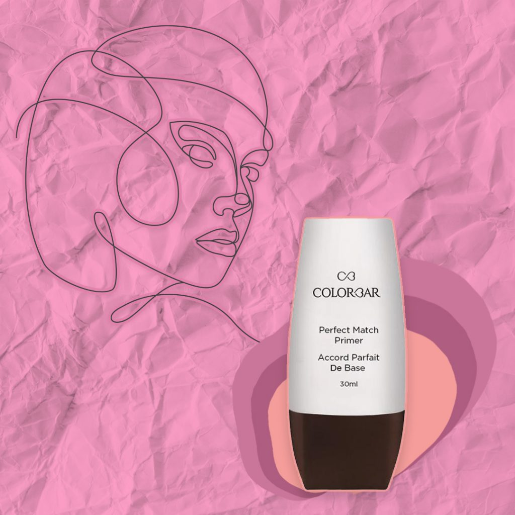 Primer for all skin types by Colorbar